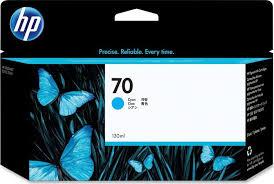 <b>Картридж HP 70</b> (C9452A), голубой, для струйного принтера ...