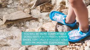 Why you need <b>water shoes</b> - YouTube