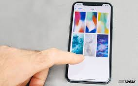 how to set video wallpaper on iphone