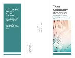 free word template flyer brochure word template brochure template word 36 free word documents