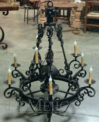 chandeliers spanish style chandelier chandeliers view all wrought iron large colonial outdoor light fixtures a