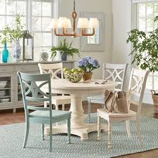 interior round white dining room table in 54 inch cole papers design decorations 15 chairs off