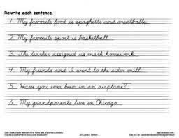 cursive word practice cursive writing practice sentences dn cursive halloween practice