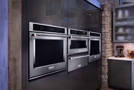 KitchenAid Consider The Enhanced Aesthetics Of A BuiltIn Micowave Oven