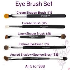 eye brush set by younique to order want more information or tips join my facebook group at facebook groups 106517206410341