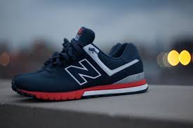new balance shoes red and blue. new balance revlite 574 shoes red and blue b