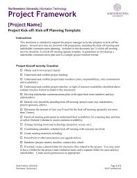 Design Meeting Agenda Template Project Management Kick Off Meeting Agenda Template Images Design