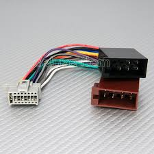 panasonic 16pin iso car stereo audio wire connector new most panasonic car stereo click here to enlarge images