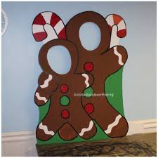 Christmas Booth Ideas Christmas Photo Booth Frame Christmas Bauble Photo Prop