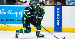Dallas Stars Sign Center Justin Dowling To Two Year Contract