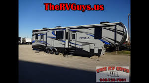 ready for some serious fun with your toys 2016 tesla 3970 sleeps 10 in style dude rv