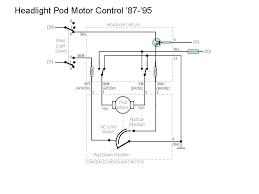 sx headlight motor wiring diagram wiring diagrams 180sx headlight motor wiring diagram digital