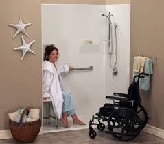accessible showers freedom accessible showers offer the ultimate in barrier free bathing accessible showers