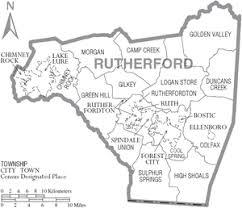 Rutherford County, North Carolina - Wikipedia