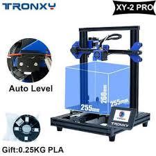 <b>XY</b>-<b>2 Pro</b> 3D Printer <b>DIY</b> Kit 255*255*260mm Silent Printing Auto ...