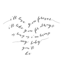 I Ll Love You Forever Quotes Cool Download Ill Love You Forever Quote Ryancowan Quotes