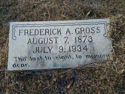 Frederick Arthur Gross (1873-1934) - Find A Grave Memorial