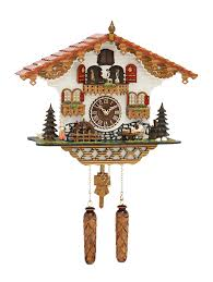 wonderful cuckoo clock in white home design for home accessories ideas