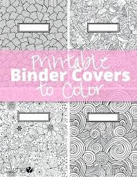 Editable Binder Cover Templates Free Coloring Page Binder Cover Printable Template Editable Templates