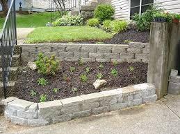 backyard retaining wall designs. Beautiful Retaining Attractive Retaining Wall Block Ideas Beautiful Landscaping Blocks  2016 Landscape For Backyard Designs