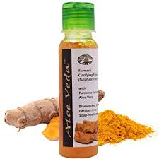 Aloe Veda Turmeric and Sulphate Free Herbal <b>Clarifying Face</b> ...