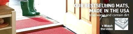 water hog rug ll bean mats door stylish outdoor rugs waterhog d77