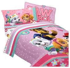 paw patrol full sheet set brilliant nickelodeon bedding and room decorations paw patrol bed set plan