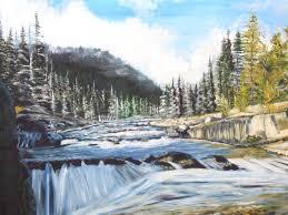 Calgary Artist Duane Erickson - Landscape Art - Wildlife Art