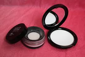 make up for ever hd original microfinish powder vs the new pressed hd powder ings