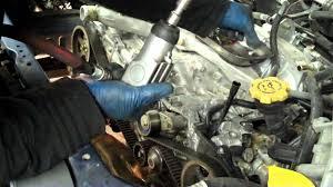 how to change a subaru head gasket out removing the engine how to change a subaru head gasket out removing the engine