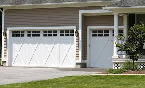craftsman style garage doorsCraftsman Style Garage Doors  New England Series  Fagan Door