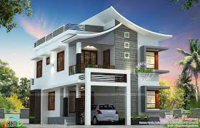 kerala style low budget home plans beautiful february 2017 design and floor of