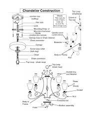 chandelier parts diagram luxury hanging light parts light parts lights and pendant