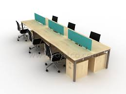 cheap office partition. Ofd_sagtco_wks--pangea-701--office_workstations_dubai_office_partitions_dubai--cluster_of_6_mix Cheap Office Partition
