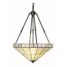 inverted bowl pendant lighting. kenroy home sierra tiffany inverted bowl pendant chandelier lighting w
