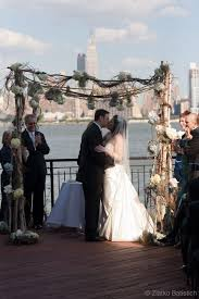 Arielle And Ben Wedding At The Chart House Weehawken Nj