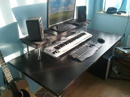 ikea ers for studio desk setup best