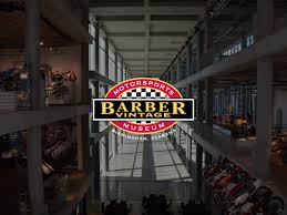 Barber Motorsports Museum | Largest <b>Motorcycle</b> Collection