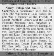 Arizona Republic from Phoenix, Arizona on October 22, 1996 · Page 6