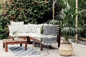 ikea applaro outdoor seating