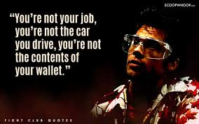 Fight Club Quotes Impressive 48 Badass Quotes From Fight Club That Teach You More About Life Than