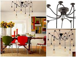 lighting bulb retro paintings of chandeliers decorative rustic light bulbs edison bulb multi light pendant