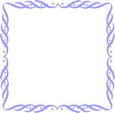 fancy frame border transparent. Free Blue Borders And Frames. Fancy Frame Border Transparent Z