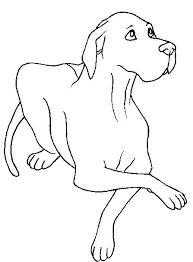 Kleurplat Honden Malvorlage Welpe Ausmalbild 28203 Kleurplatenlcom