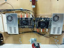 my diy simvibe racing rig overclockers forums to the left of the amp rack i also mounted the fanatec csr e power supply
