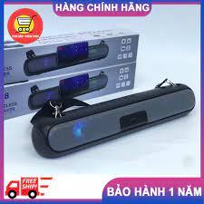Loa Bluetooth không dây A28, loa dài A28 âm bass mạnh mẽ, pin trâu dùng  liên tục 5-6h – Bảo hành 6 tháng
