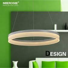 High Quality LED Pendant Lights <b>Modern</b> Round Lamp Light for ...