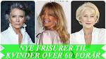 fedt gamle damer korthårsfrisurer kvinder 50