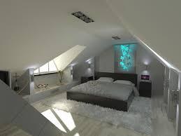 Low Ceiling Attic Bedroom Floor To Ceiling Windows Bedroom Grey And Black Bathroom Skylight