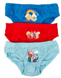 Character Pants Age 18 Months To 4 Years Underwear Cartoon Character